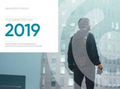 Asiakastieto Groupin vuosikertomus 2019